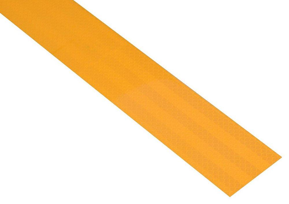 Samolepiaca páska reflexná 3M 1m x 5cm žltá