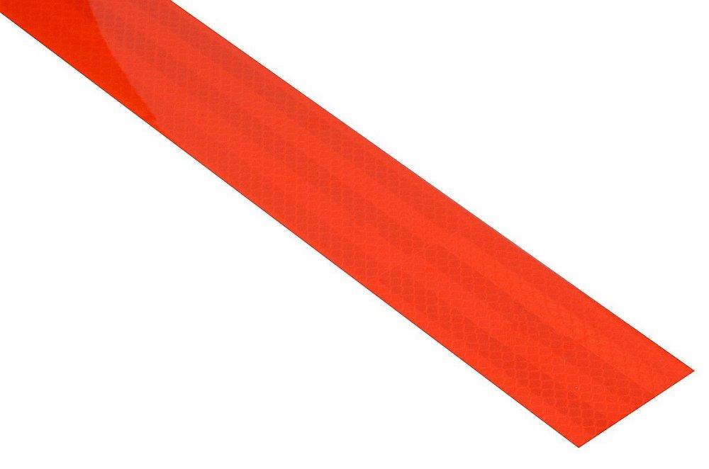 Samolepiaca páska reflexná 3M 1m x 5cm červená