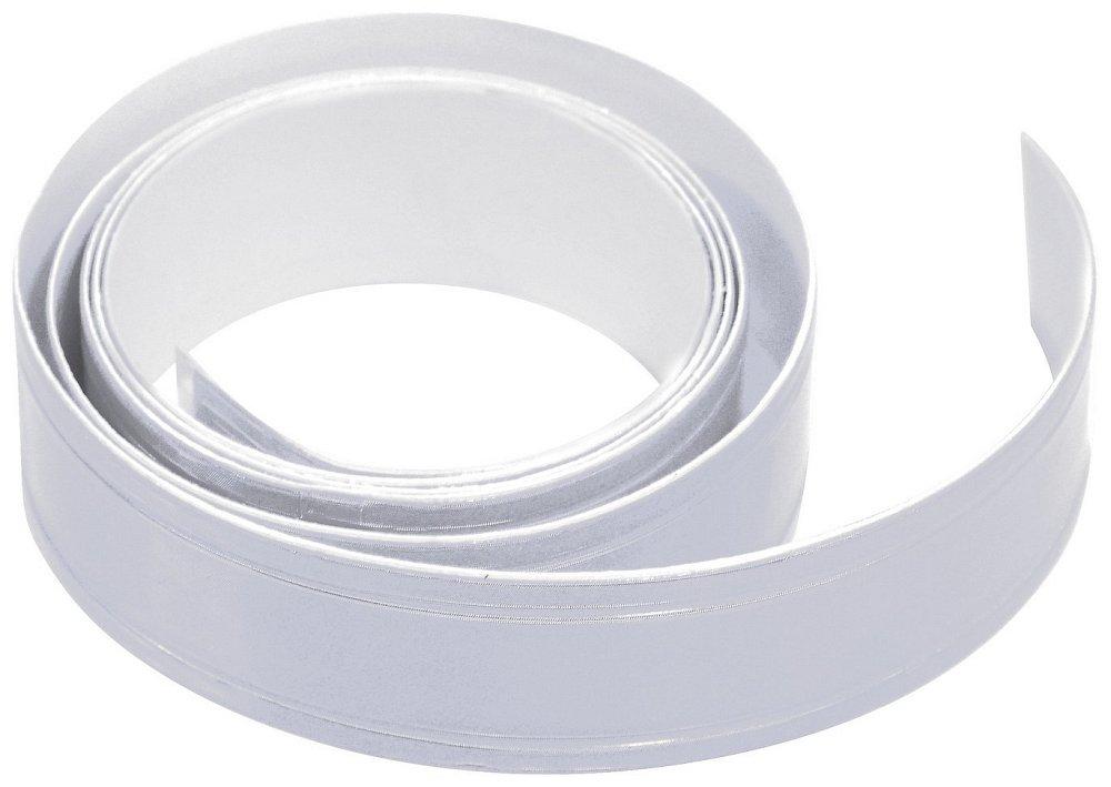 Samolepiaca páska reflexná 2cm x 90cm stireborná