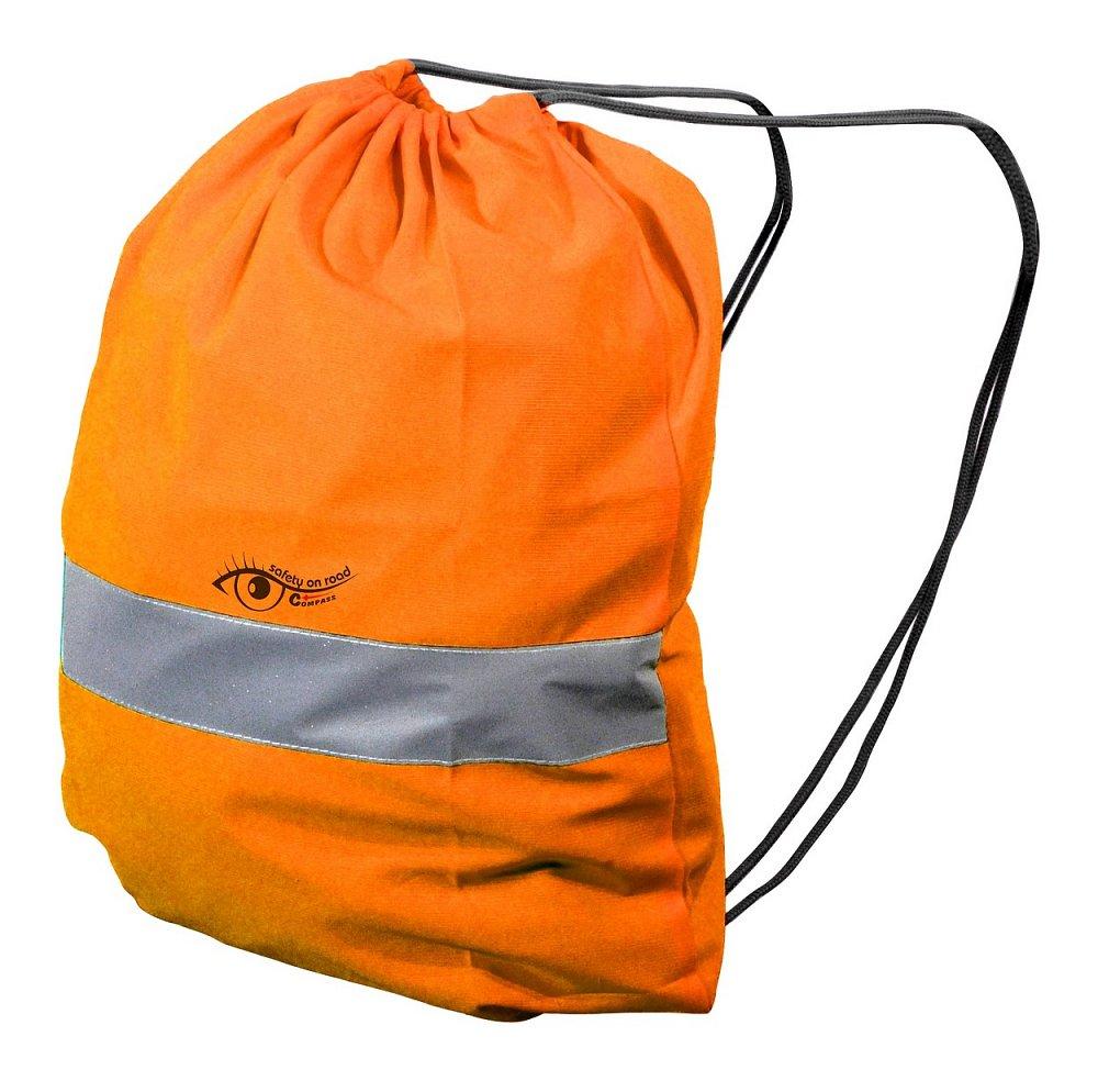 Reflexný batoh S.O.R. oranžový
