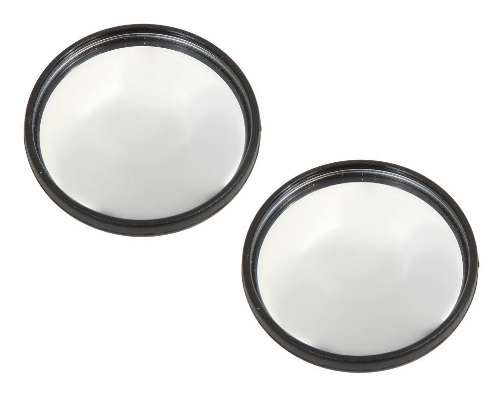 Zrkadlo sférické guľaté 2 ks