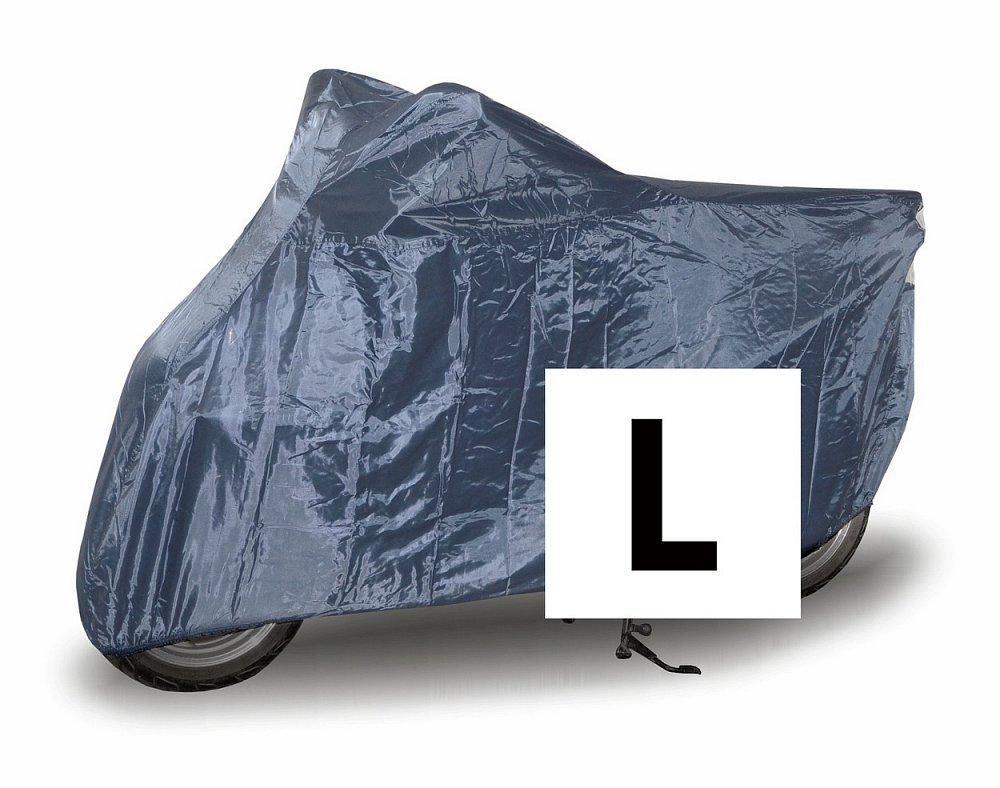 Ochranná plachta na motocykel L 229x100x125cm NYLON