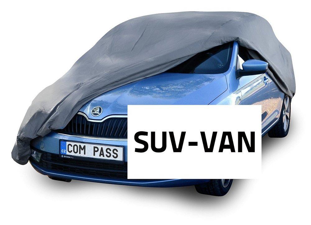 Ochranná plachta FULL 100% WATERPROOF SUV-VAN