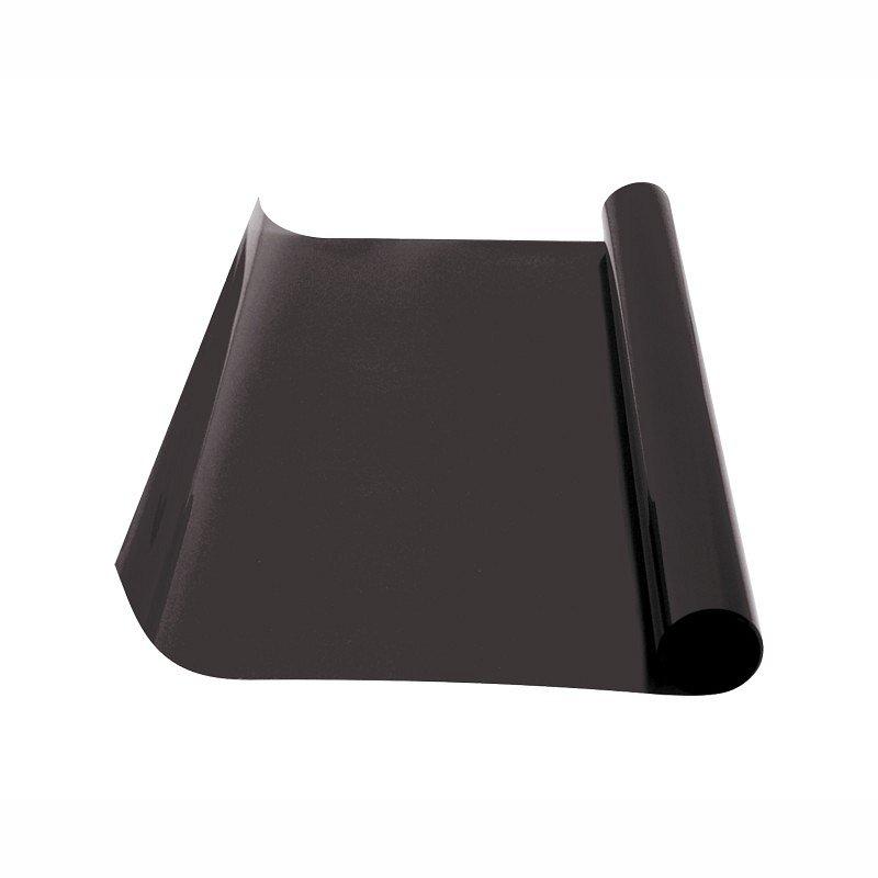 Fólie protislnečné 50x300cm  dark black 15%