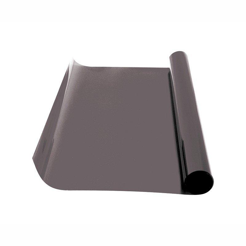 Fólie protislnečné 50x300cm  medium black 25%
