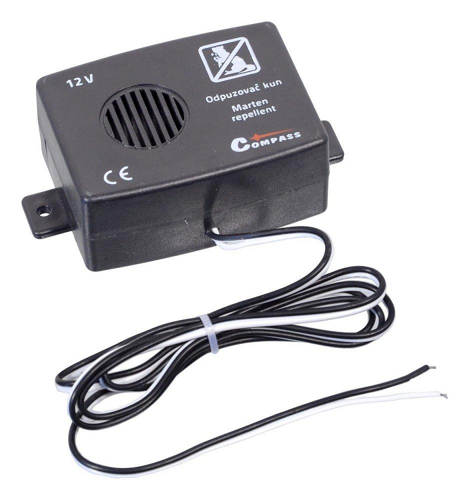 Odpudzovač kún elektronický 12V