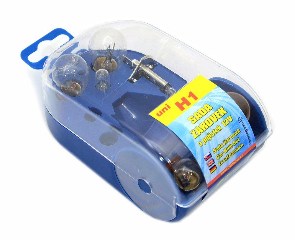 Žiarovky servisný box univerzálny H1