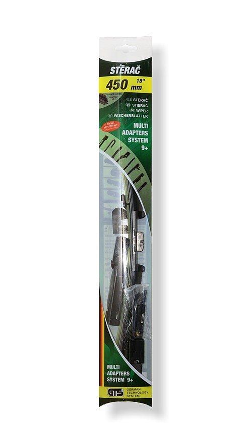 Stierač plochý FLEXI  450mm