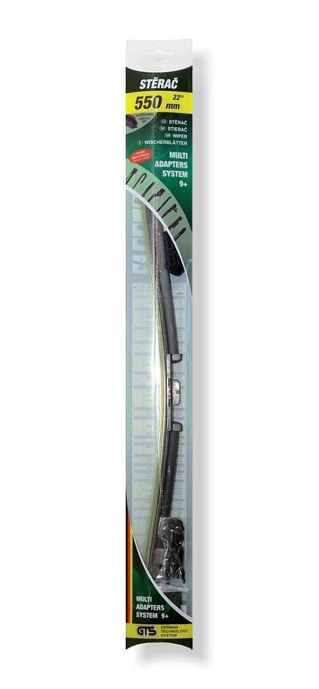 Stierač plochý FLEXI  550mm