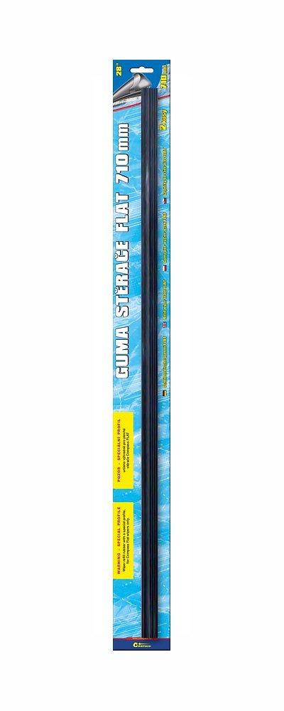 Guma stierača FLAT 710 mm 2ks