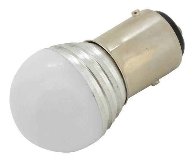 Žiarovka 9 SMD LED 1chip 12V BaY15d CAN-BUS ready biela 1ks