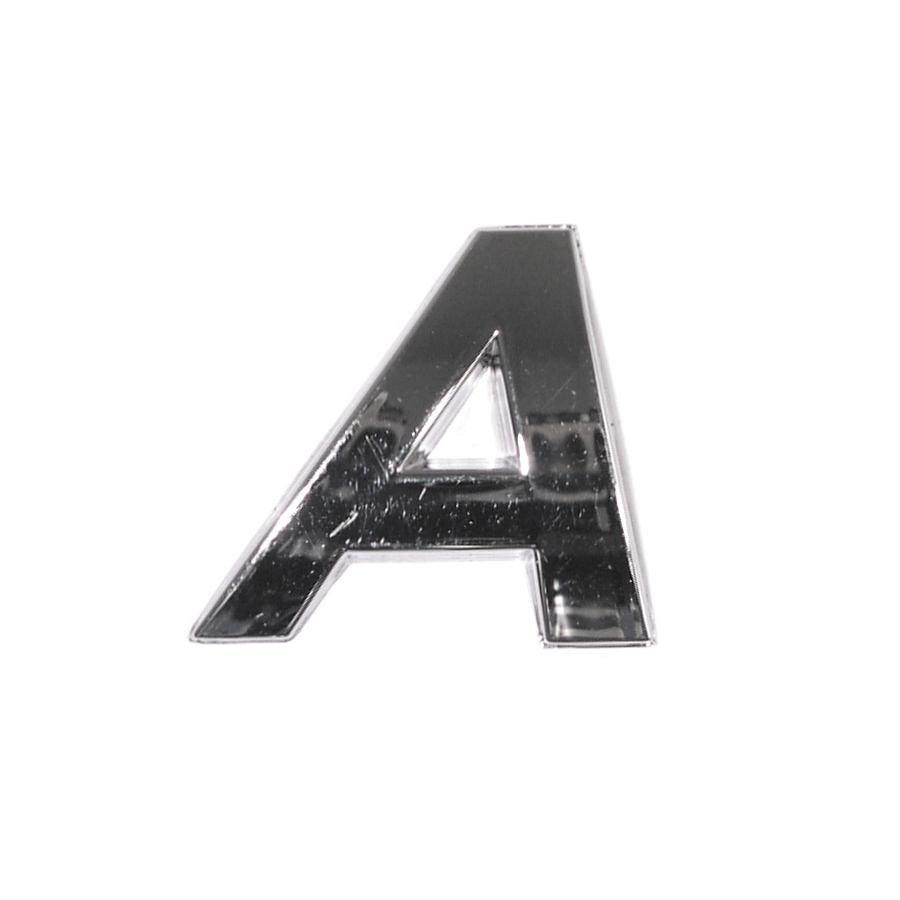 Znak A samolepiaci PLASTIC