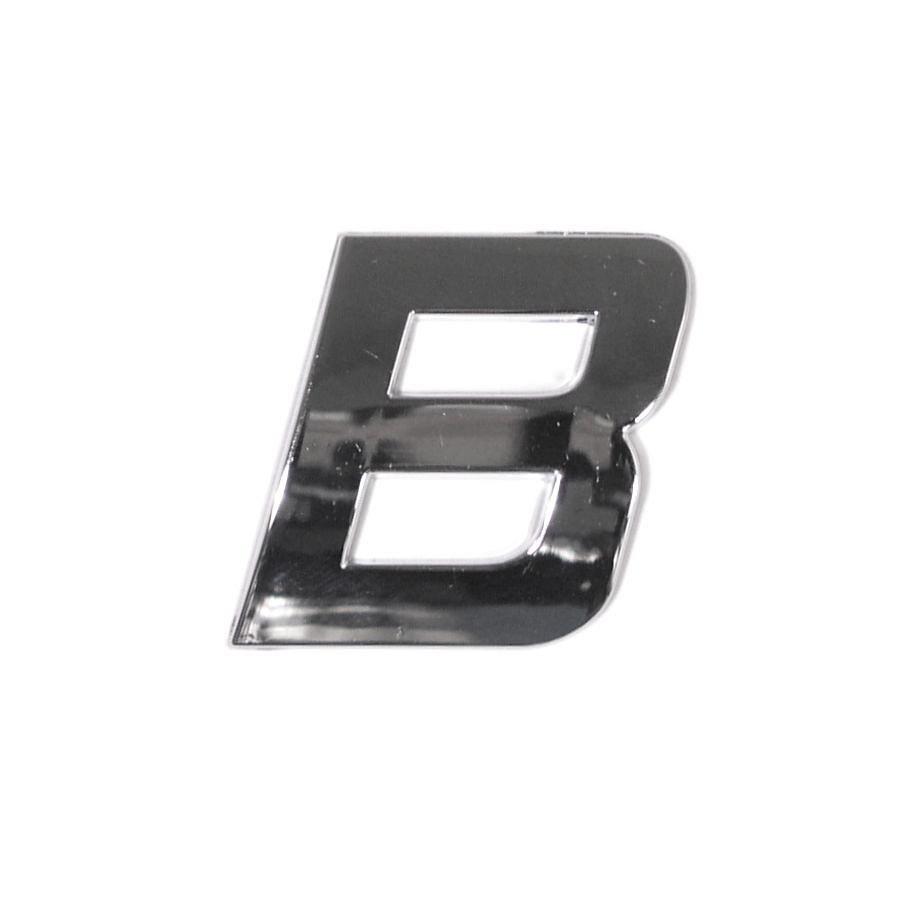 Znak B samolepiaci PLASTIC