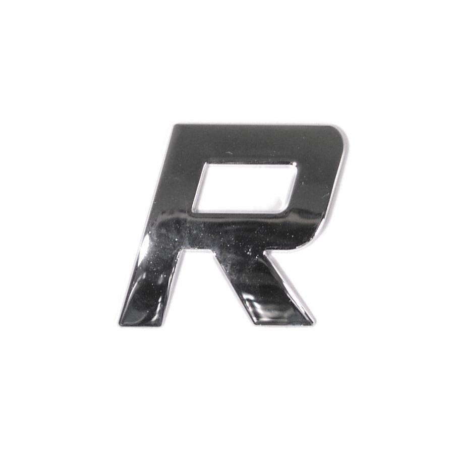 Znak R samolepiaci PLASTIC
