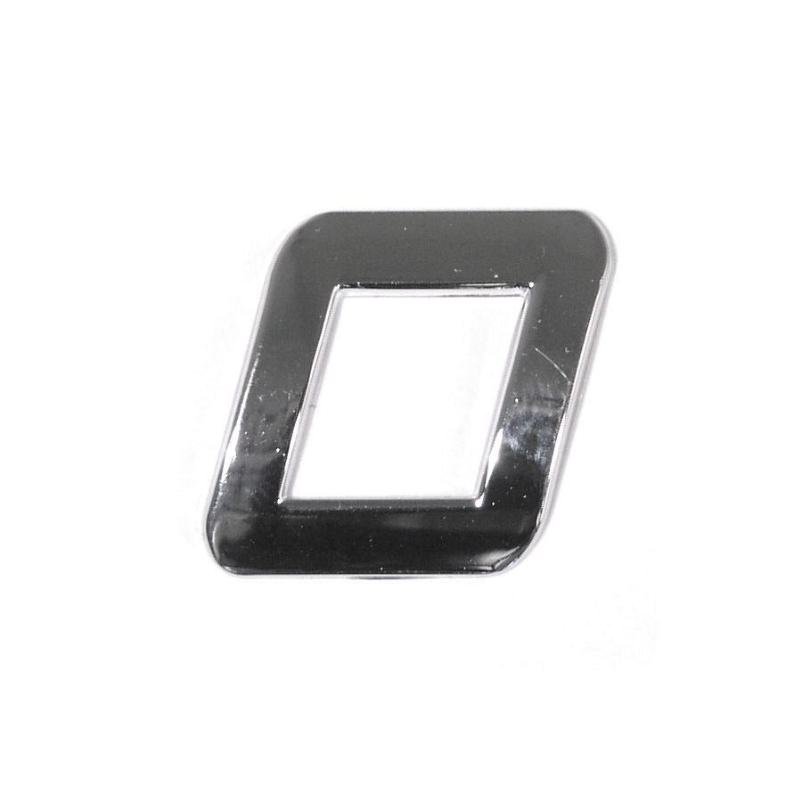 Znak 0 samolepiaci PLASTIC