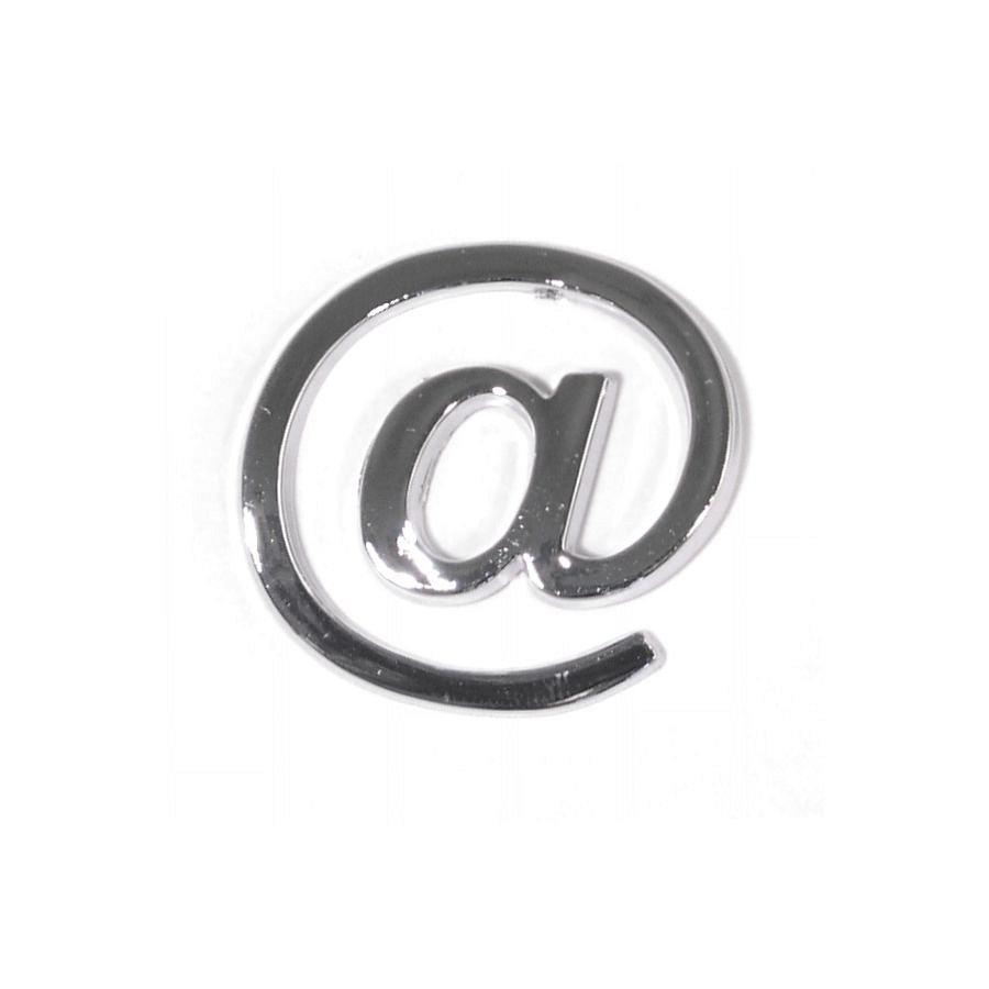 Znak @0.1 samolepiaci PLASTIC