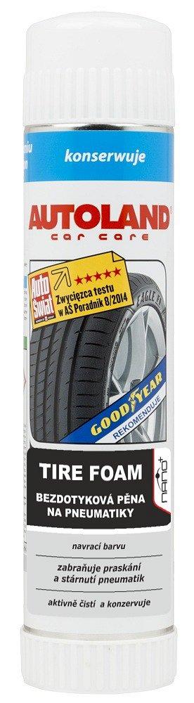 Pena na čistenie pneu NANO+ sprej 400ml