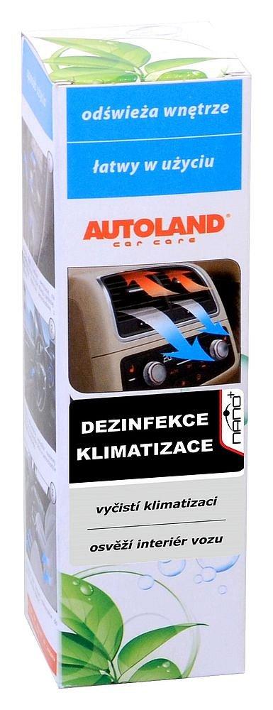 Dezinfekcia klimatizácie 200ml