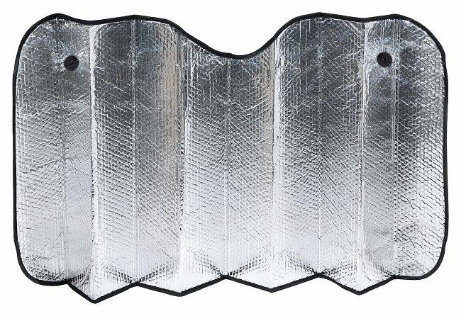 Clona slnečná na čelné sklo ALU 130 x 60cm
