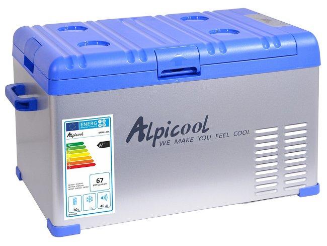 Chladiaci box kompresor 30l 230/24/12V -20°C