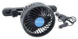 Ventilátor MITCHELL 12V na opierku hlavy