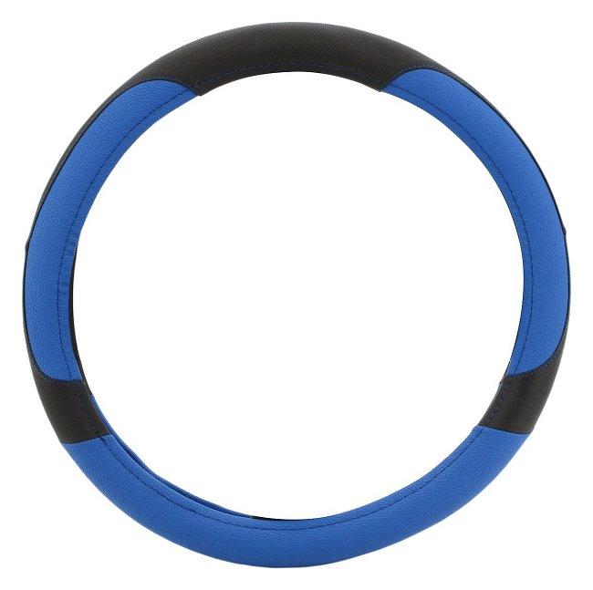 Poťah volantu COLOR LINE modrý
