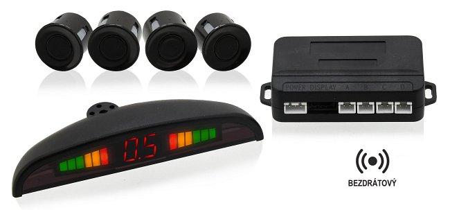 Parkovací asistent 4 senzory