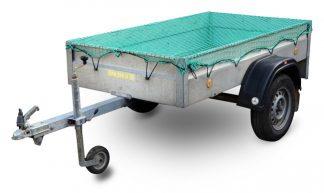 Sieť na prívesný vozík 1