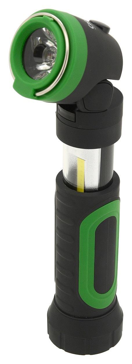 Svietidlo LED 100 / 200l CAMPING vysúvací