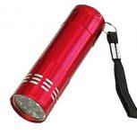 Baterka 9 LED