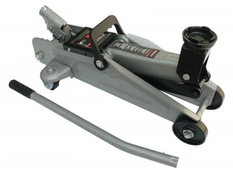 Zdvihák hydraulický pojazdný 2T