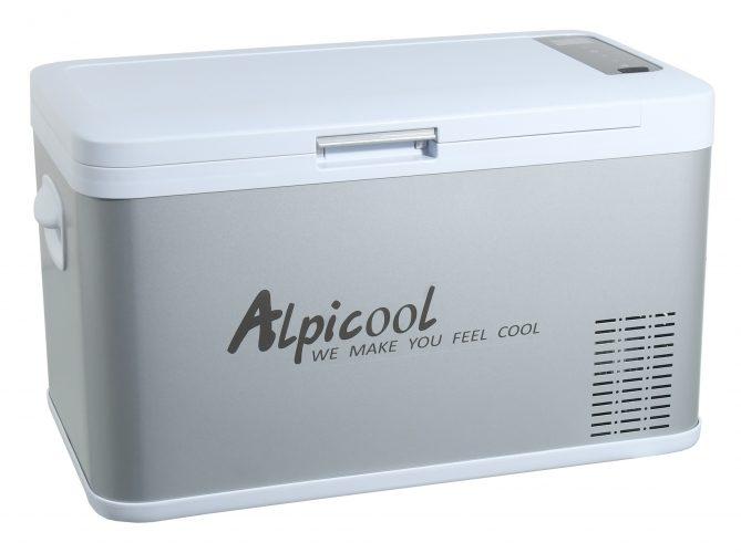 Chladiaci box SILVER FROST kompresor 25l 230/24/12V -20°C