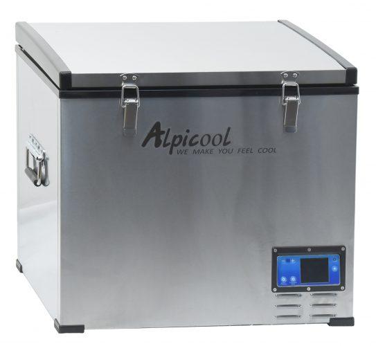 Chladiaci box BIG FRIDGE kompresor 60l 230/24/12V -20°C