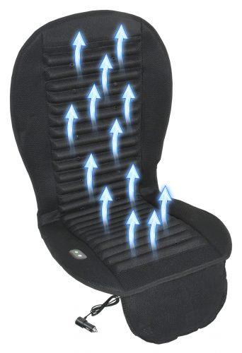Poťah sedadla s ventiláciou 12V GROOVE AIR
